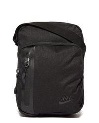 Nike - Black Core Small Crossbody Bag for Men - Lyst