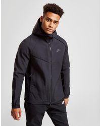 b99e8b6cd941 Nike Sportswear Tech Pack Woven Jacket in Black for Men - Lyst