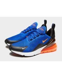 Nike - Blue Air Max 270 for Men - Lyst