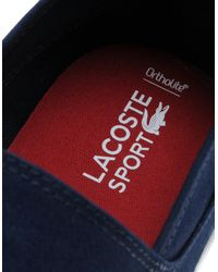 Lacoste - Blue 's Marice Bl 2 Cam Trainers for Men - Lyst