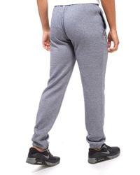 Lacoste - Blue Fleece Pant for Men - Lyst
