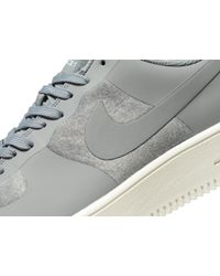 Nike - Gray Air Force 1 Ultraforce for Men - Lyst