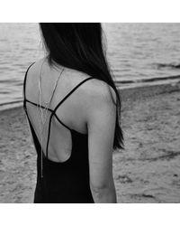 Jenny Bird | Metallic Neith Necklace | Lyst