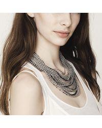 Jenny Bird | Metallic Rawley Collar | Lyst