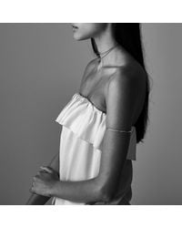 Jenny Bird | Metallic Gleds Arm Cuff | Lyst