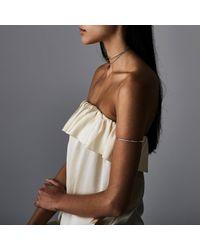 Jenny Bird - Metallic Gleds Arm Cuff - Lyst