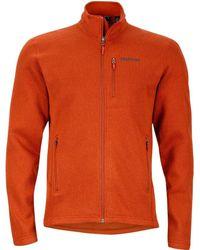 Marmot - Orange Mens Drop Line Jacket for Men - Lyst