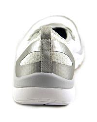 Easy Spirit - E360 Quiet One Women Us 10 White Walking Shoe - Lyst