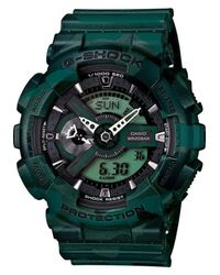 G-Shock - New G-shock Xl Worldtime Dark Green Camo -limited Edition | Authorized Dealer for Men - Lyst