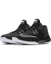 the latest 8a94d 5f53d Lyst - Nike Air Versitile Ii in Black for Men