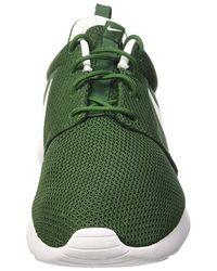 ea86c2a6bd12 Lyst - Nike Roshe One Gorge Green white Running Shoe (8.5 D(m) Us ...