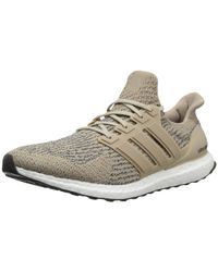52cf6d07caf Lyst - Adidas Cg3039 Ultraboost Trakha Cbrown in Natural for Men