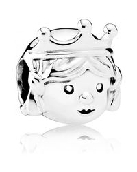 Pandora | Multicolor Precious Princess Charm | Lyst