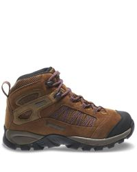 Wolverine - Brown W20289 Womens Blackledge Fx Waterproof Mid Ankle Hiker Boot 5.5 E Us - Lyst