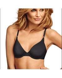120d7350bde64 Lyst - Maidenform One Fab Fit Original Tailored Demi T-shirt Bra ...