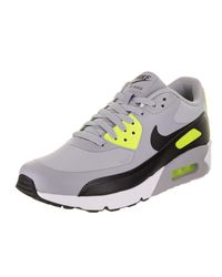 Nike - Gray Air Max 90 Ultra 2.0 Essential Running Shoe 8.5 Us for Men - Lyst