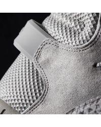 Adidas Originals - Gray Tubular Invaderstrap (13 D(m) Us) for Men - Lyst