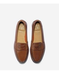Cole Haan - Brown Men's Pinch Grand Penny Loafer for Men - Lyst