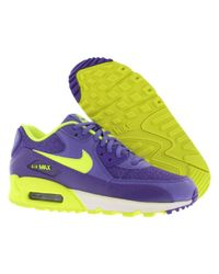 Nike - Purple Air Max 90 Running Shoes Size 5 for Men - Lyst