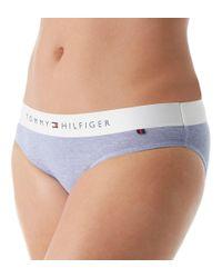 Tommy Hilfiger - Multicolor R14t033 Cotton Lounge Bikini Panty - Lyst