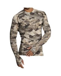 Champion - Multicolor Duofold Thermatrix Crew Camo Extra Large Kdc1p Extra Large for Men - Lyst