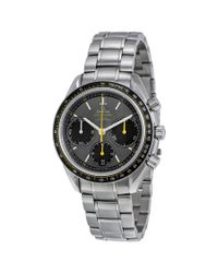 Omega - Metallic Speedmaster Racing Chronograph Automatic Watch 326.30.40.50.06.001 for Men - Lyst