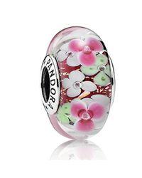 Pandora - Multicolor 791652 Flower Garden Charm - Lyst