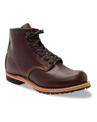 "Red Wing - Brown Red Wing Beckman 6"" Round Toe for Men - Lyst"