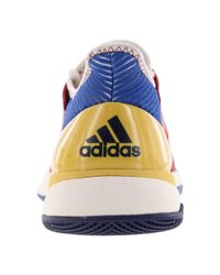 9efca79c8 Lyst - adidas X Pharrell Williams Adizero Ubersonic 3 W White Chalk ...