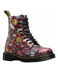 Dr. Martens - Multicolor Unisex Pascal 8-eye Boot - Lyst