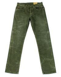 Polo Ralph Lauren - Green Limerick Mens Size 33x32 Corduroys Pants for Men - Lyst
