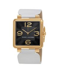 Marc By Marc Jacobs - Multicolor Vic Black Dial Ladies Watch Mj1440 - Lyst