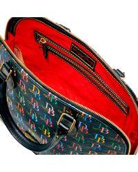 Dooney & Bourke - Multicolor Db75 Multi Zip Zip Satchel - Lyst