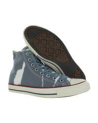 Converse - Blue Chuck Taylor Hi Puritan Shoes Size 9/ 11 for Men - Lyst