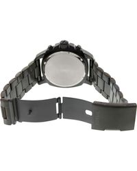 Fossil - Modern Machine Fs4927 Black Dial Watch for Men - Lyst