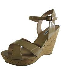 65273bd5eee Steve Madden. Women s Takkenn Platform Wedge Sandal