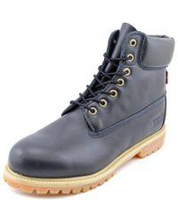 Levi's - Multicolor Harrison Men Us 10 Blue Boot for Men - Lyst