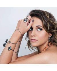 Isa Bagnoli - Multicolor Dark Mer Bracelet - Lyst