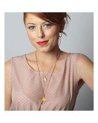 Jana Reinhardt Jewellery - Multicolor Golden Wing Necklace - Lyst