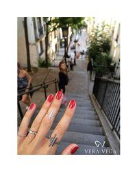 VERA VEGA - Multicolor Empire Ring - Lyst