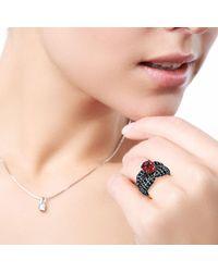 Chekotin Jewellery - Multicolor Angel Tourmaline Ring - Lyst