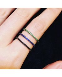 Vea Fine Jewelry - Multicolor Love Yourself - I'm Vital White Gold - Lyst