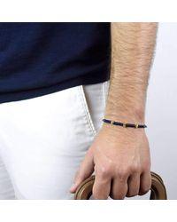 Esenelle - Blue Joe Bracelet for Men - Lyst