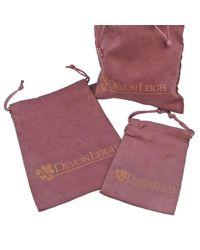 Devon Leigh - Multicolor Asymmetrical Textured Cuff - Lyst