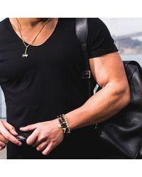 MARCOS DE ANDRADE - Multicolor Ancient Axe Necklace for Men - Lyst