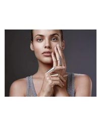 Polina Sapouna Ellis - Multicolor Kyma Ring On Diamonds - Lyst