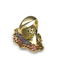 Stanislav Drokin | Multicolor Fifth Continent Ring | Lyst