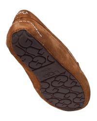 Ugg - Brown Ansley Slipper Chestnut Suede - Lyst