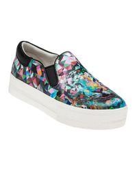 Ash | Multicolor Jam Multi Color Tiger Printed Slip-on Sneaker | Lyst