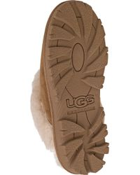 Ugg - Brown Coquette Slipper Chestnut Suede - Lyst